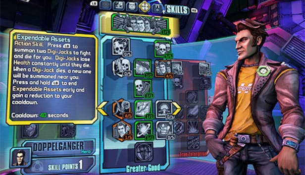 Buy Borderlands: The Pre-Sequel Season Pass from the Humble Store