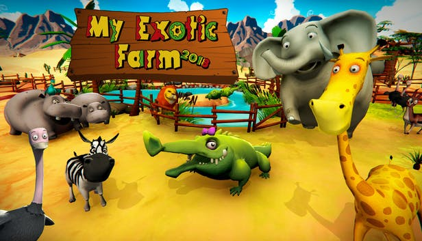 Buy My Exotic Farm 2018 from the Humble Store