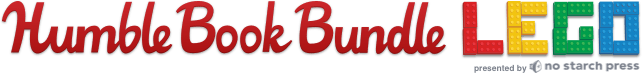 Humble Book Bundle: LEGO presented by No Starch