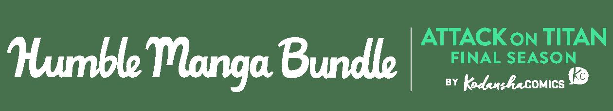 Humble Manga Bundle: Attack on Titan Final Season by Kodansha