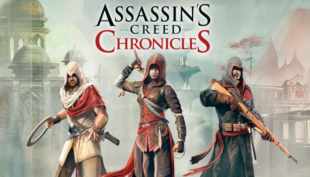 Buy Assassin S Creed Chronicles Trilogy From The Humble Store