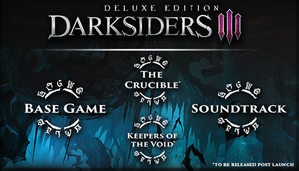 Buy Darksiders III Deluxe Edition from the Humble Store