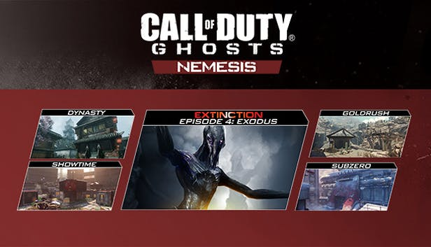 Buy Call Of Duty Ghosts Nemesis From The Humble Store
