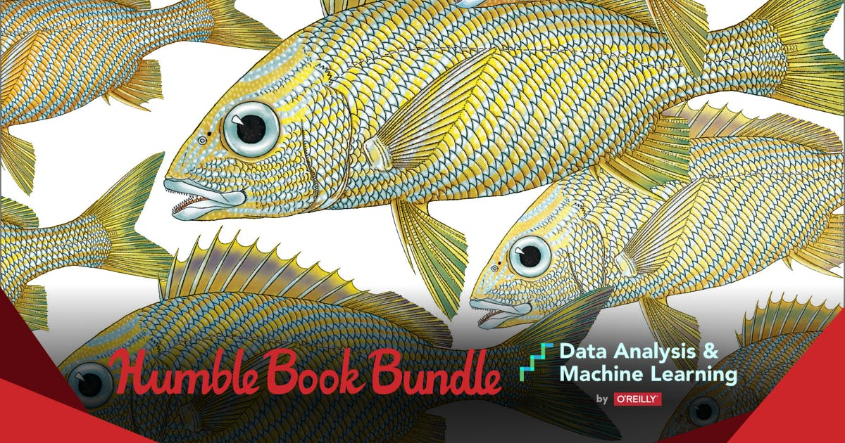 Humble Book Bundle: Data Analysis & Machine Learning by O'Reilly