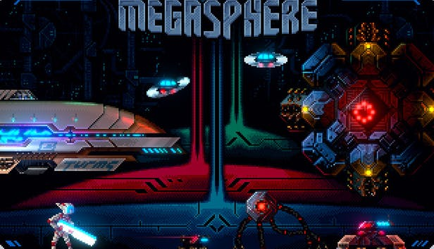 Buy MegaSphere from the Humble Store