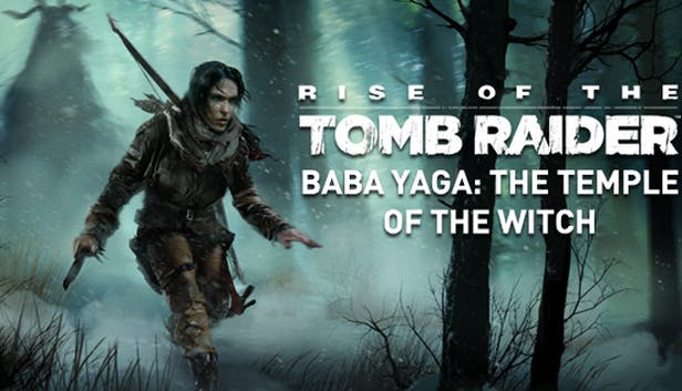 Buy Rise of the Tomb Raider™ - Baba Yaga: The Temple of the Witch from the  Humble Store