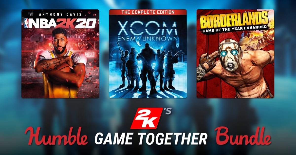 Humble 2K's Game Together Bundle