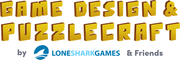 Humble Book Bundle: Game Design & Puzzlecraft by Lone Shark Games & Friends