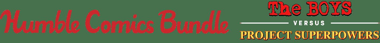 Humble Comics Bundle: The Boys Versus Project Superpowers