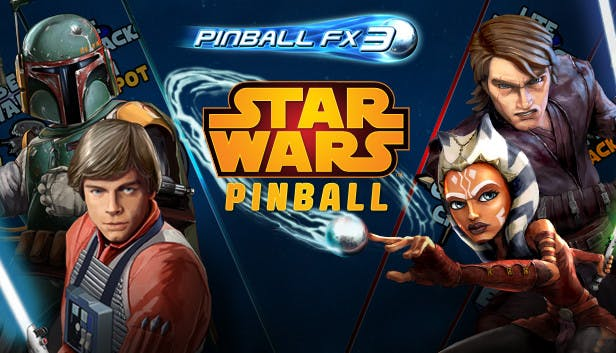 Buy Pinball FX3 - Star Wars Pinball Season 1 Bundle from the Humble Store