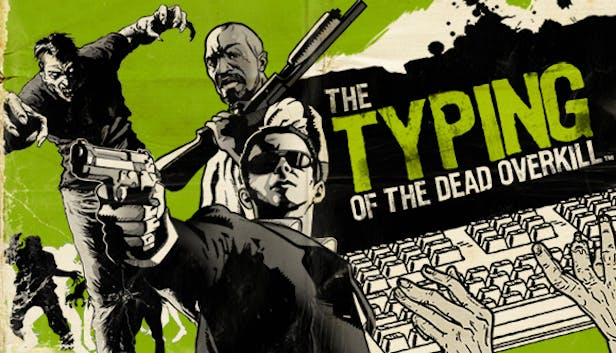 Buy The Typing of the Dead: Overkill from the Humble Store