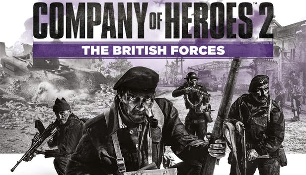 Buy Company Of Heroes 2 The British Forces From The Humble Store