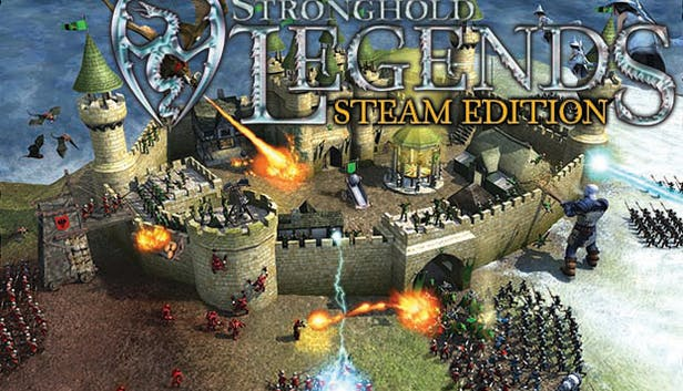 Buy Stronghold Legends: Steam Edition from the Humble Store