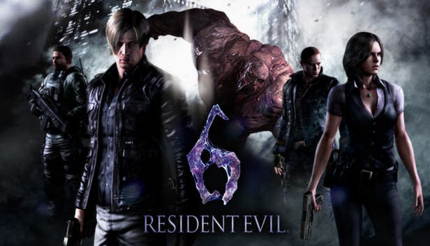 Buy Resident Evil 6 From The Humble Store