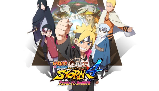 Buy NARUTO SHIPPUDEN: ULTIMATE NINJA STORM 4 Road to Boruto Bundle from the  Humble Store