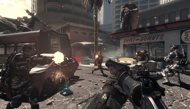 Buy Call of Duty®: Ghosts - Gold Edition from the Humble Store