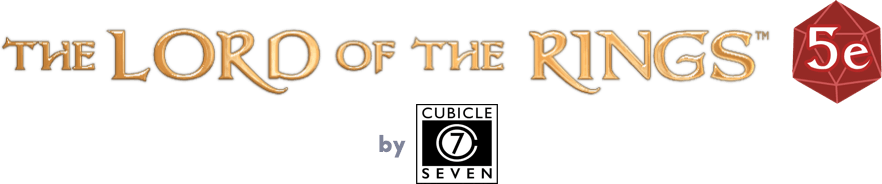 Humble RPG Book Bundle: Lord of the Rings 5e by Cubicle 7