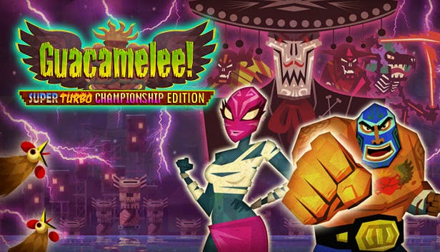 Buy Guacamelee! Super Turbo Championship Edition from the Humble Store