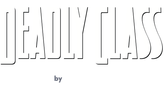 Humble Comics Bundle: Deadly Class by Image Comics