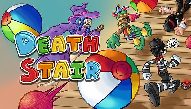 Buy Death Stair from the Humble Store