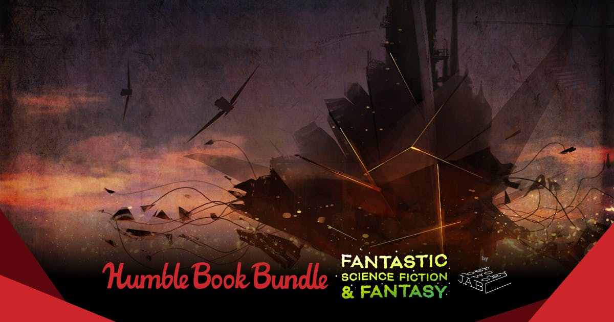 Humble Book Bundle: Fantastic Science Fiction & Fantasy by