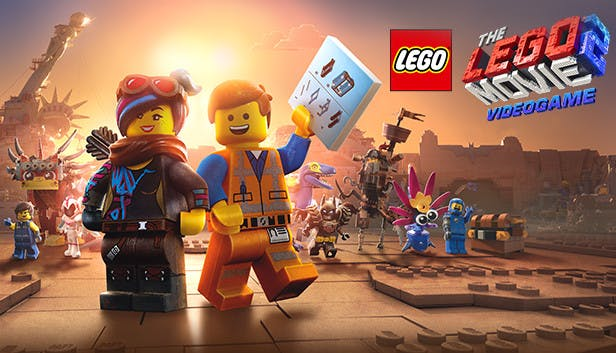 Buy The Lego Movie 2 Videogame From The Humble Store
