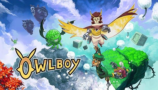 Resultado de imagen para Owlboy