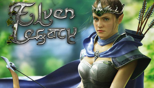 buy elven legacy from the humble store