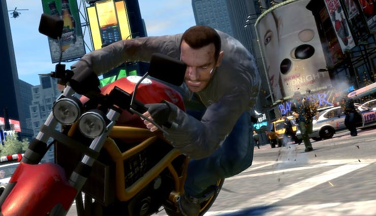 Buy Grand Theft Auto IV from the Humble Store