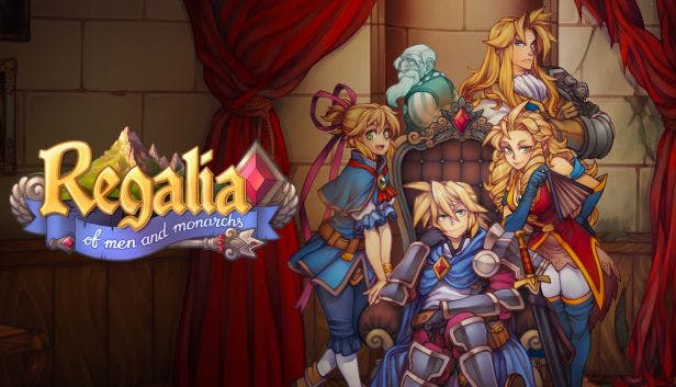 Buy Regalia: Of Men and Monarchs from the Humble Store