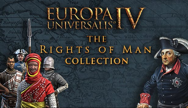 Buy Europa Universalis IV: Rights of Man Collection from the Humble Store