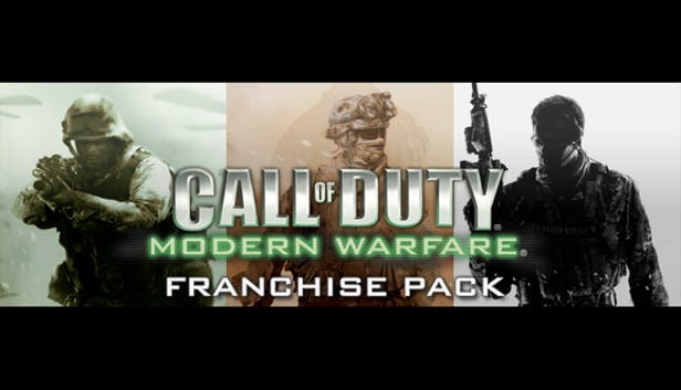 Buy Call of Duty: Modern Warfare Franchise Bundle from the Humble Store
