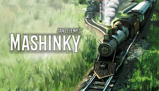 Buy Mashinky from the Humble Store