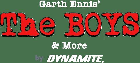 Humble Comics Bundle: Garth Ennis' The Boys & More by Dynamite