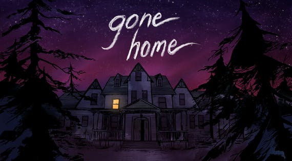 Gone Home Game - Free Humble Trove