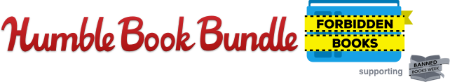 Humble Book Bundle: Forbidden Books supporting Banned Book Week