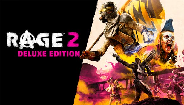 Buy RAGE 2 Deluxe Edition from the Humble Store