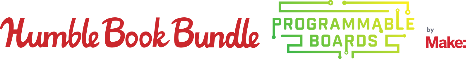 The Humble Book Bundle: Programmable Boards by Make: