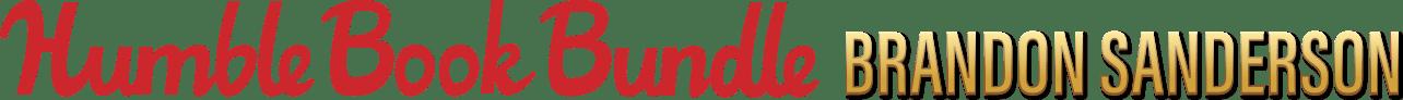 Humble Book Bundle: Brandon Sanderson