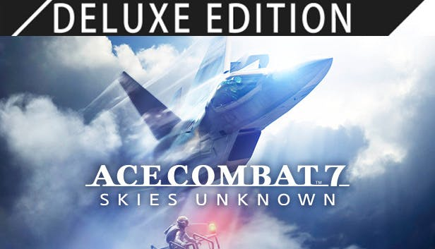 Buy ACE COMBAT 7: SKIES UNKNOWN DIGITAL DELUXE EDITION from the Humble Store