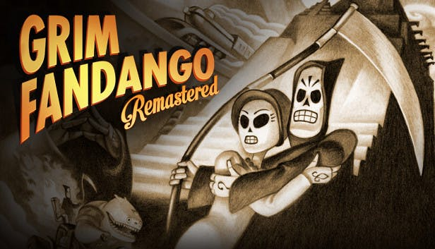 Buy Grim Fandango Remastered from the Humble Store