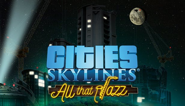 Buy Cities: Skylines - All That Jazz from the Humble Store
