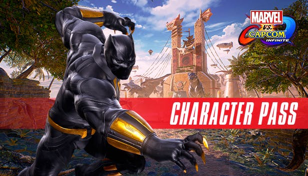 Buy Marvel vs  Capcom: Infinite - Character Pass from the Humble Store