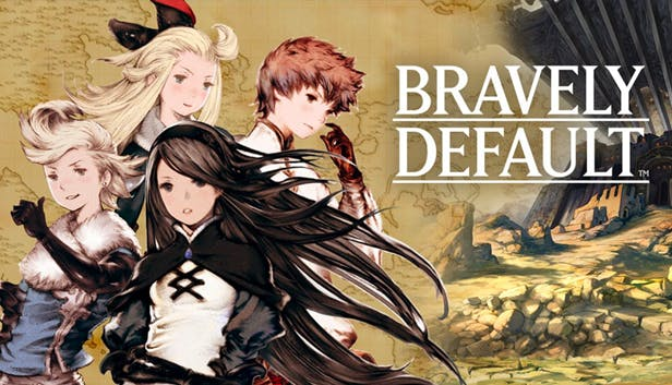 Buy Bravely Default from the Humble Store