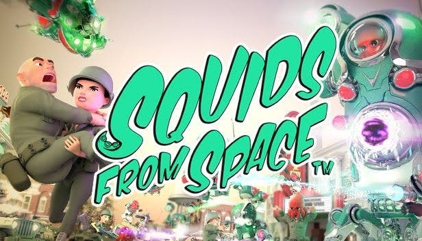 Buy SQUIDS FROM SPACE from the Humble Store