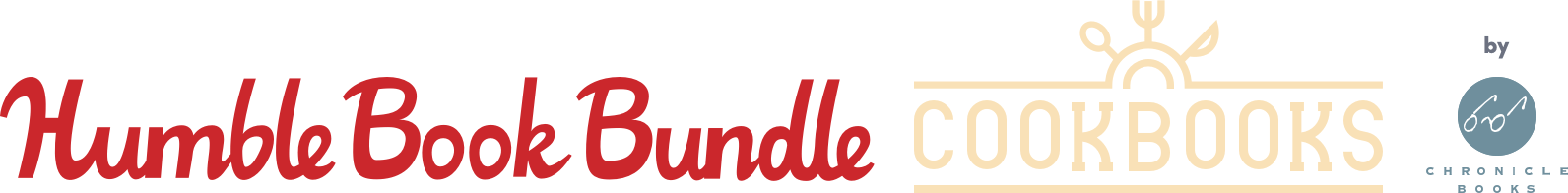 Humble Book Bundle: Cookbooks by Chronicle Books