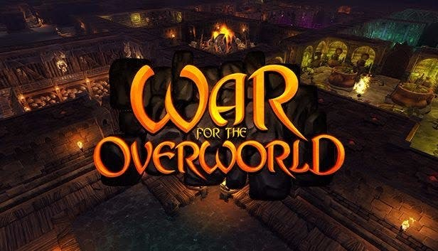 Buy War for the Overworld from the Humble Store