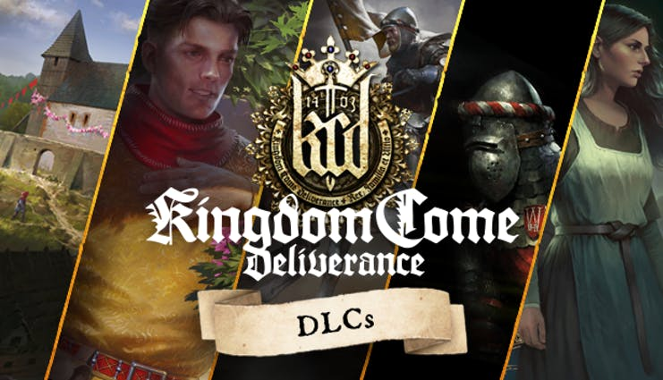 Buy Kingdom Come: Deliverance - Royal DLC Upgrade from the Humble Store