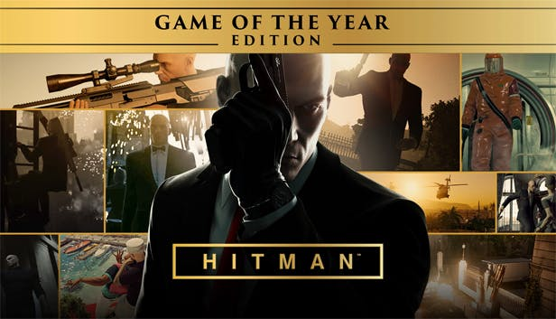 Buy Hitman Game Of The Year Edition From The Humble Store
