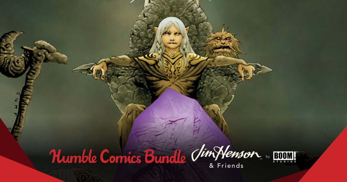 Humble Comics Bundle: Jim Henson & Friends by BOOM! (pay what you